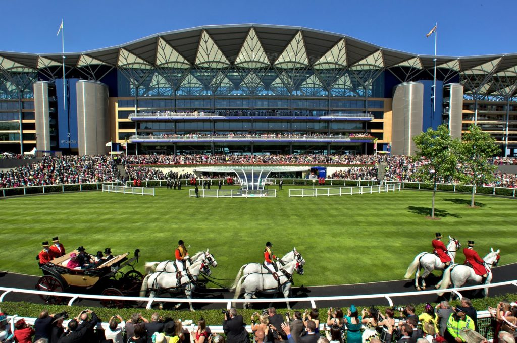 Royal Ascot with City Executive club