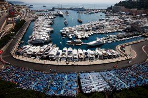 Monaco GP in Monte Carlo
