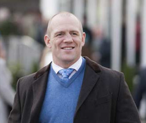 Mike Tindall Lunch